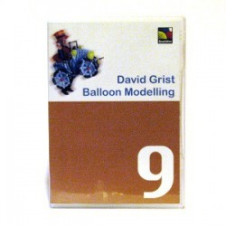 David Grist, Balloon Modelling DVD 9
