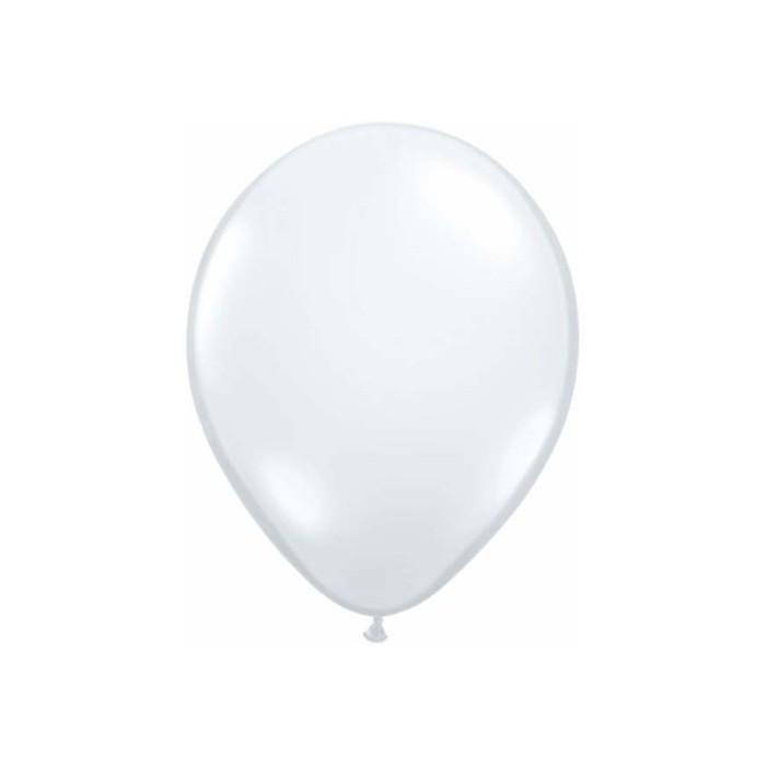 Balloner Qualatex Runde 11 - Clear