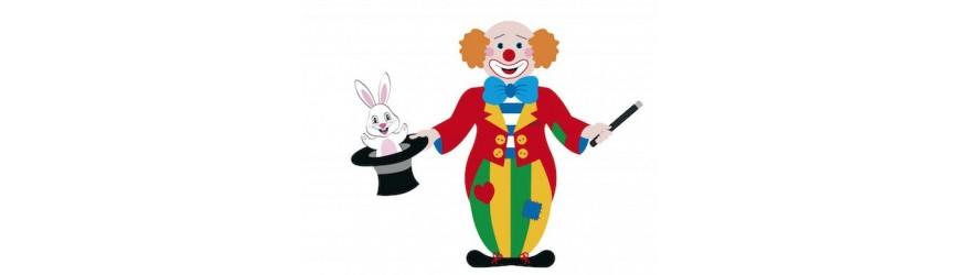 Clowns - ideas