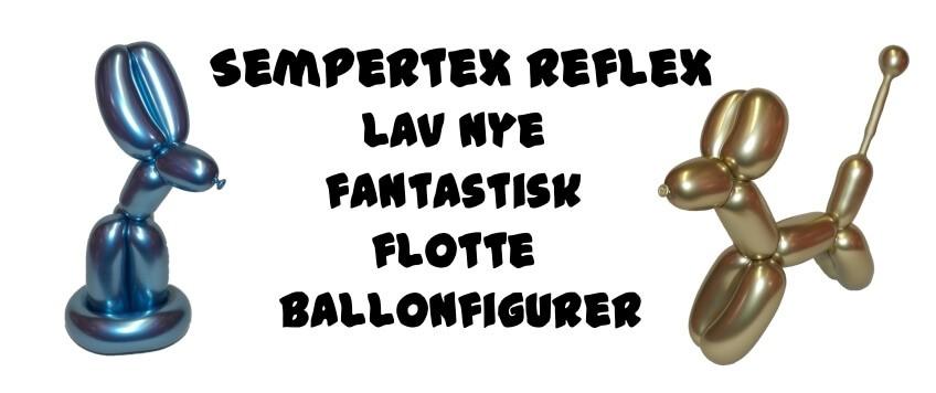 Figurballoner Reflex